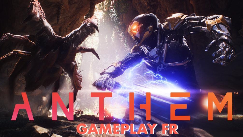 A quelques jours de la sortie de #Anthem, j'avais envie de vous proposer une heure de gameplay que j'ai pu capturer sur la bêta du titre sur #XboxOneX 💥 NOUVELLE VIDEO ICI ▶️  https://youtu.be/rulUIeMCNzA