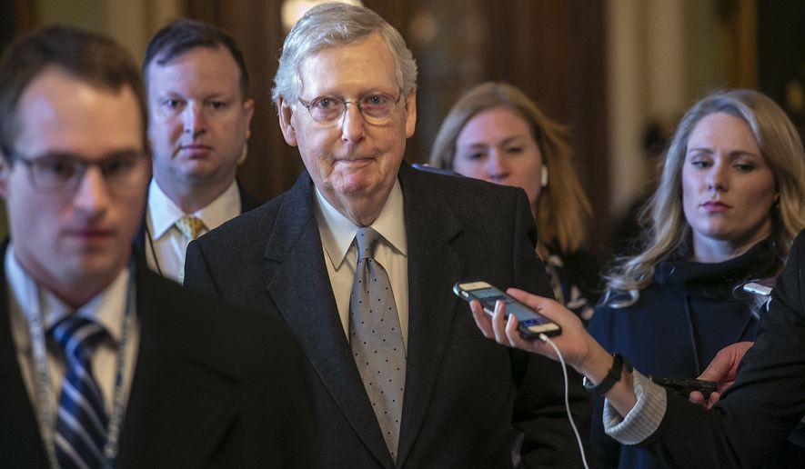 RALPH Z. HALLOW: McCarthy-McConnell Republicans betrayed Trump, killed the wall https://t.co/JqhcPD7MO2