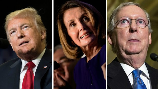 Dems prepare aggressive response to Trump emergency order, as GOP splinters https://t.co/H4vekm5cDO