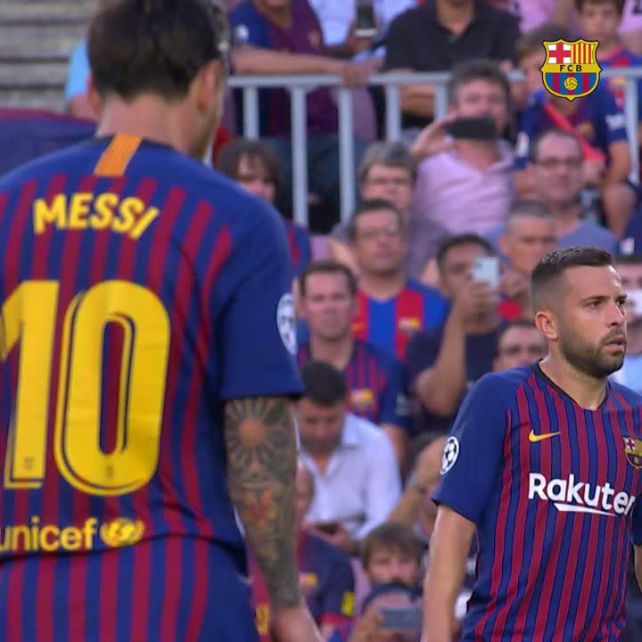 🤩@ChampionsLeague mode 🔛 🔜#OLBarça