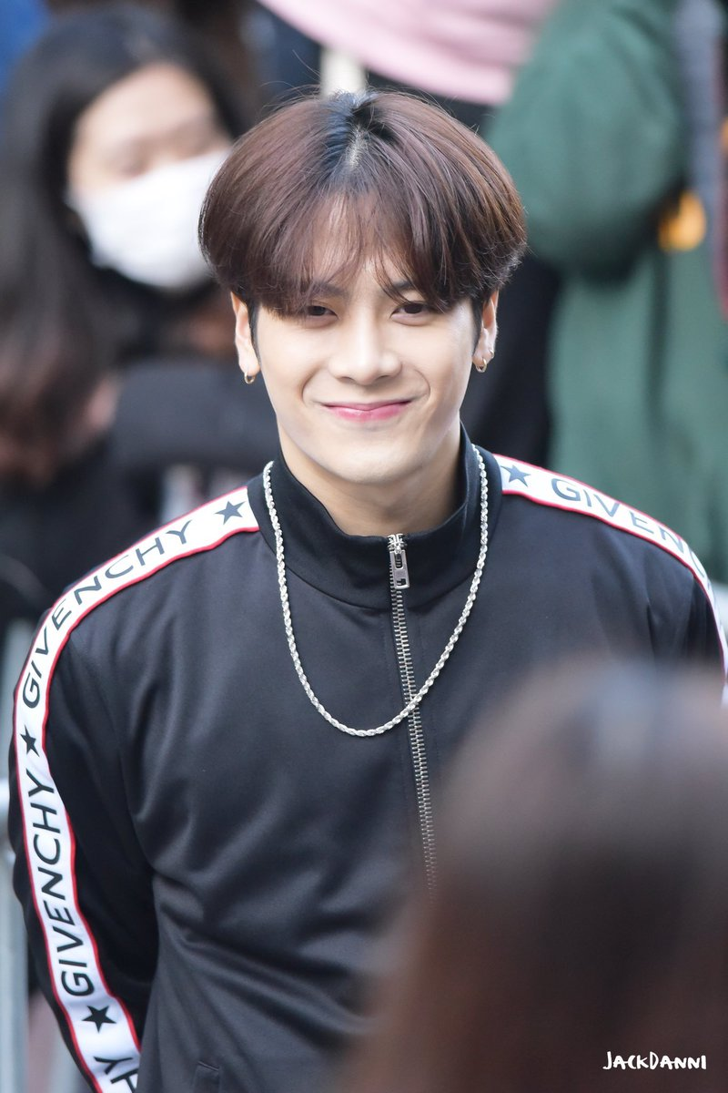 Jackson Wang On Twitter His Squirtle Smile I M