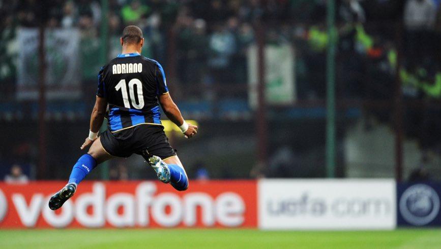 La légende de PES 05, Adriano fête ses 37 ans ! Sûrement l'un des plus gros gâchis de l'histoire du football...