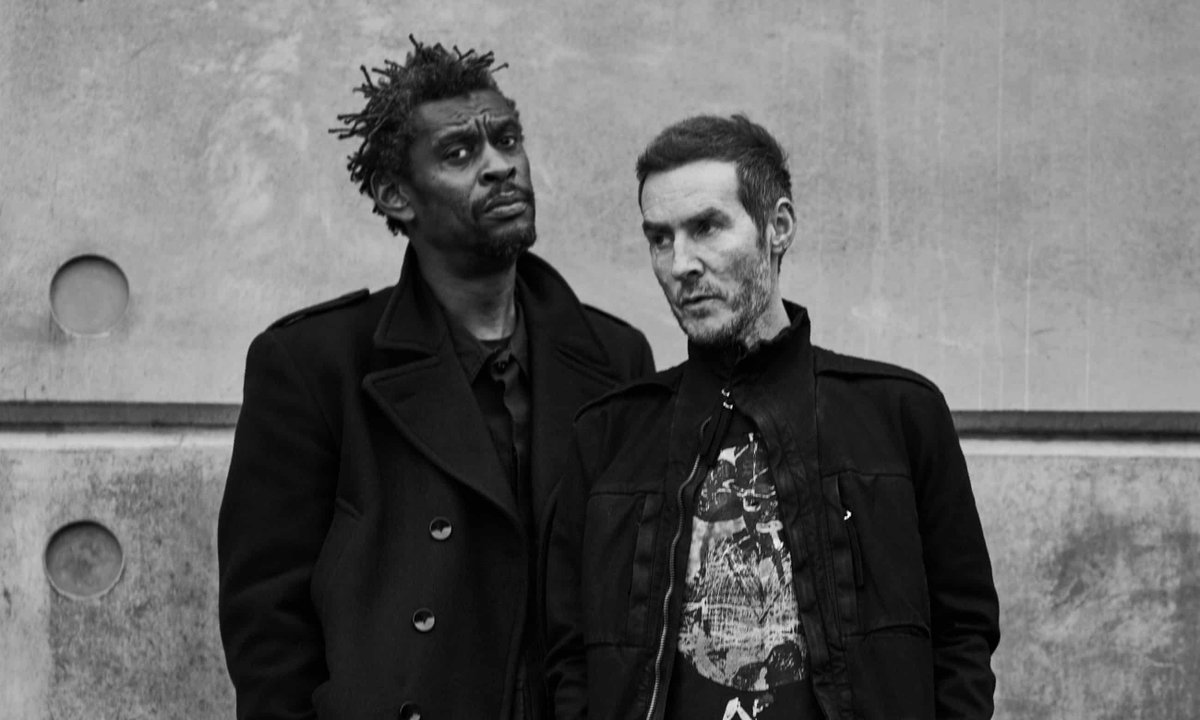 Nick Spence's photo on massive attack