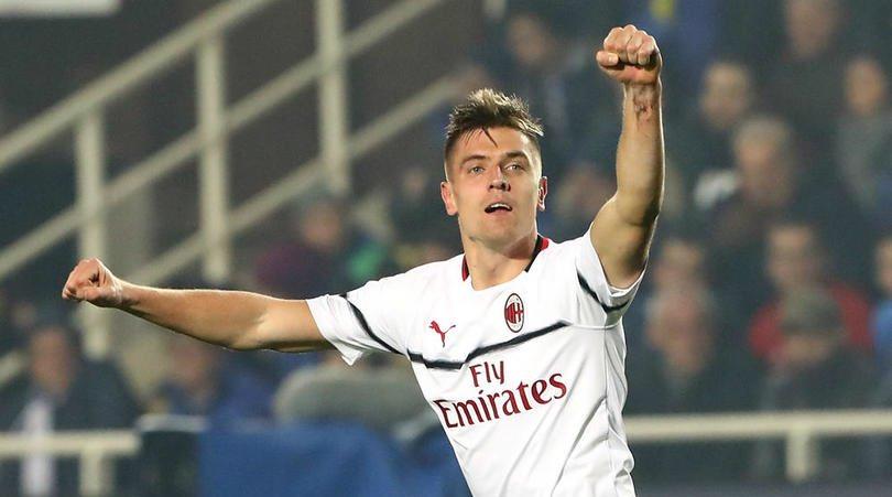 Krzysztof Piątek lors du match Atalanta - AC Milan hier soir :   3 tirs  2 buts  2 dribbles réussis  2 duels aériens remportés  1 passe clé   🔥