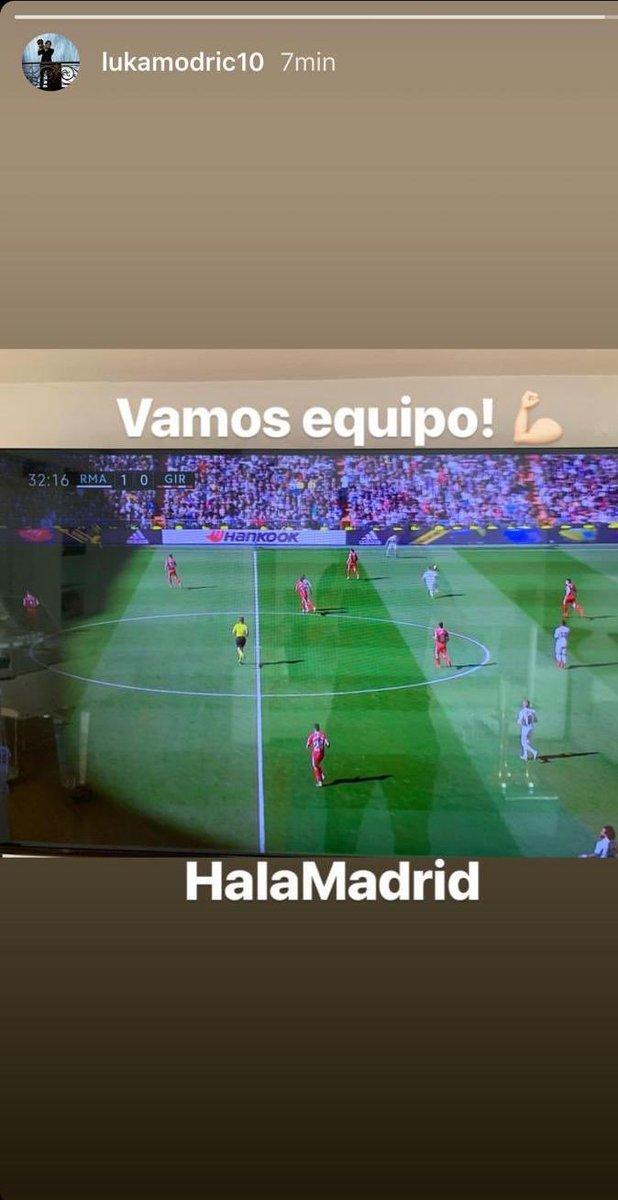 El Chiringuito TV's photo on modric