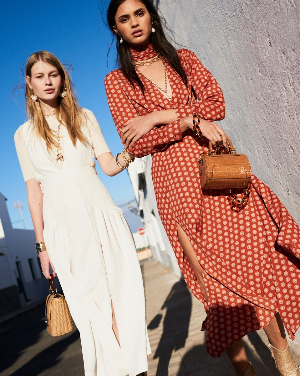 The Spring Edit - escape the everyday with feminine, effortlessly bohemian dresses https://t.co/wtmLlROVmx