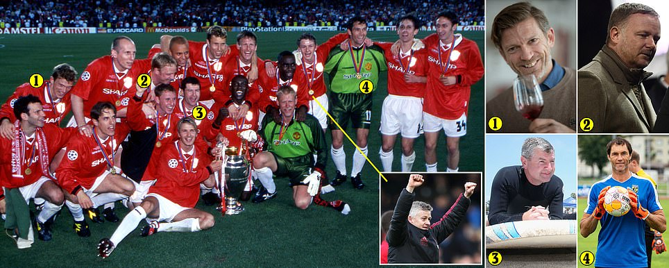 Here's what happened to Ole Gunnar Solskjaer and his Champions League-winning team-mates https://t.co/4nkPf507xT