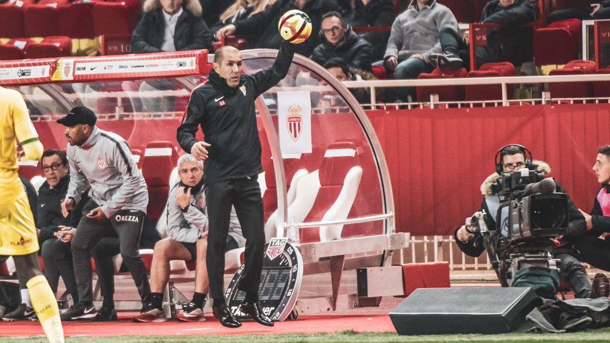 &quot;We have 7 points from our last 3 games but nothing is done yet. We&#39;ll keep working as a group with a common objective. The only important league table is the one at the end of the season.&quot; - @leonardojjardim   #ASMFCN<br>http://pic.twitter.com/kNt3PeBuPN