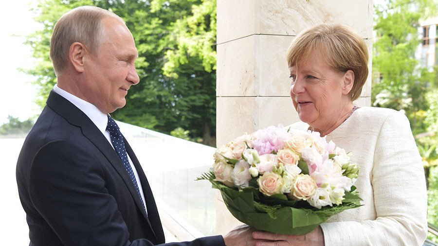 Trade turnover between #Russia & #Germany increased 8.4% in 2018 https://t.co/8vAiz9tiBY