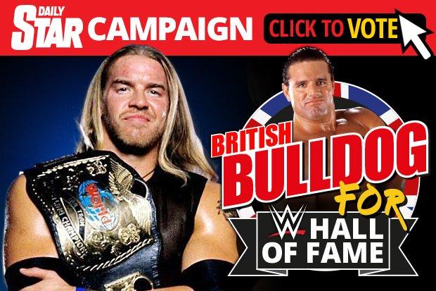 #WWE legend Christian backs British Bulldog for the Hall of Fame: 'I am huge fan' https://t.co/IUMSWFqV5V