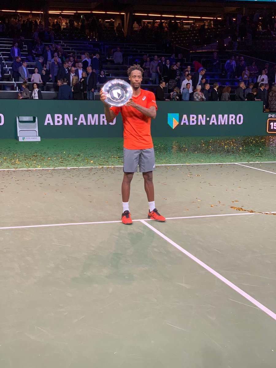 ATP Tour's photo on #abnamrowtt