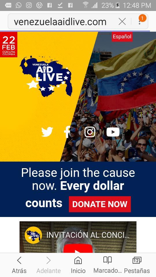 Maduro: Si algo me pasa, ¡retomen el poder y hagan una revolución más radical! - Página 8 Dzn1oY8XgAAhgYD