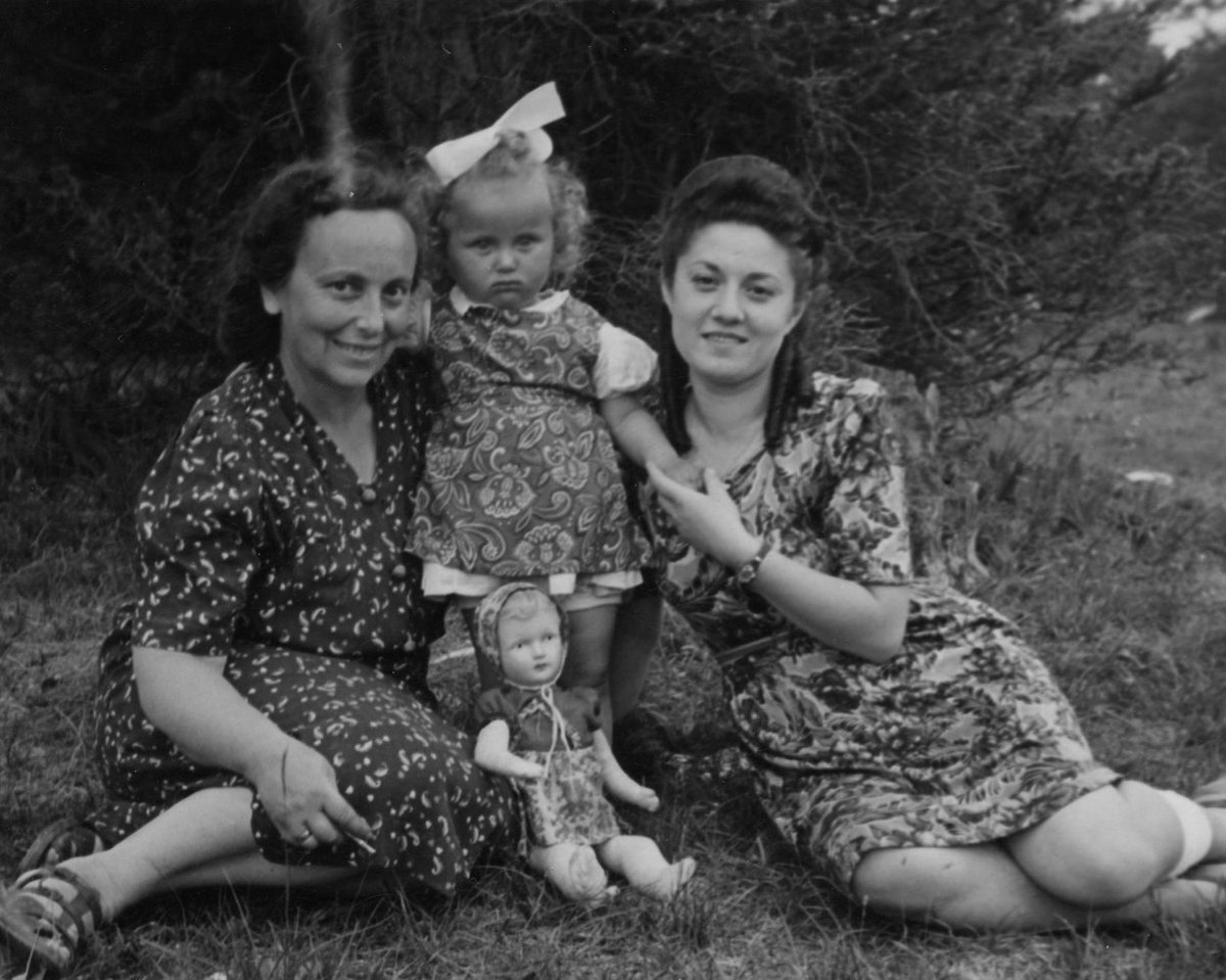 As a child, Charlene Schiff survived the Holocaust by fending for herself in the woods of German-occupied Poland. Read Charlene's memories about a Polish girl who secretly sheltered her—even at a terrible risk to her own life. #RandomActsOfKindnessDay https://www.ushmm.org/remember/office-of-survivor-affairs/memory-project/featured-writers/schiff-paranka…