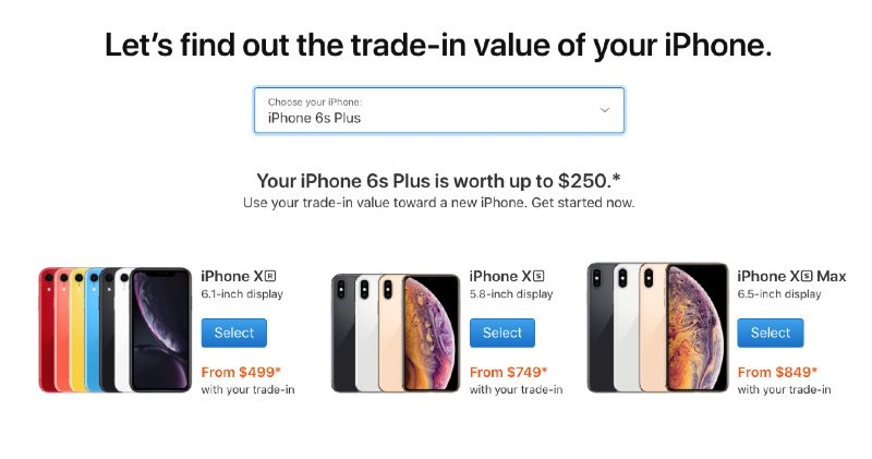 Apple Extends its iPhone Trade-In Promo – Again #applenews https://t.co/n0DPgFS4bf