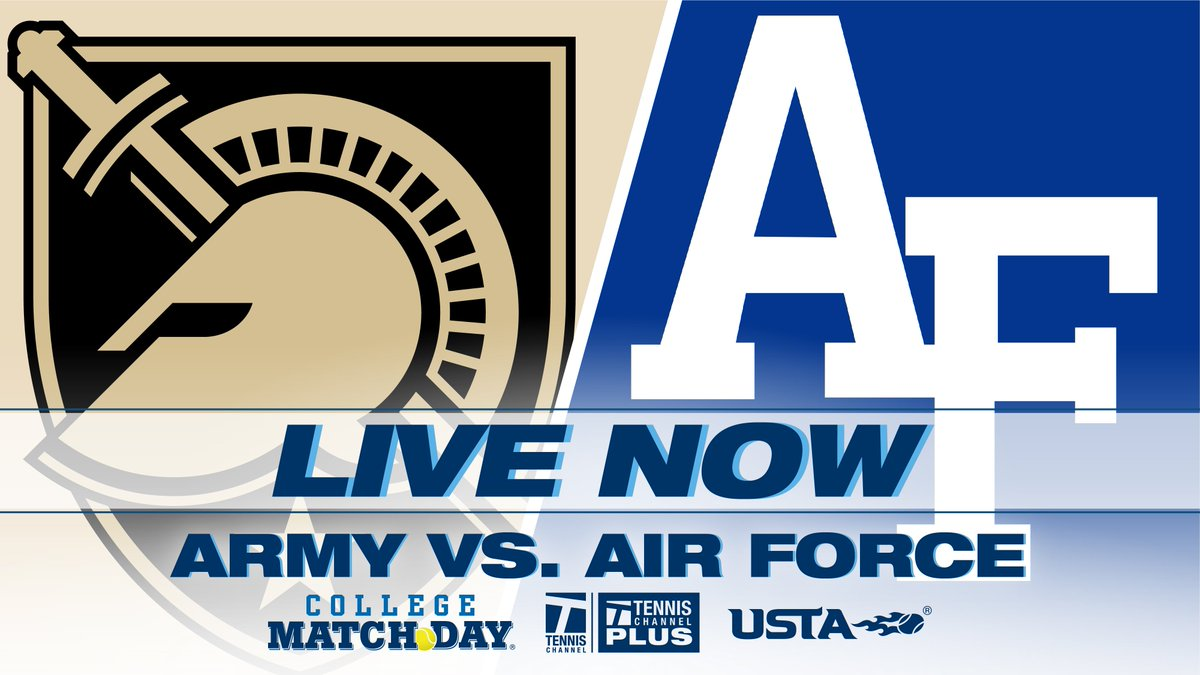Missed out on this dynamite match?  @usta #CollegeMatchDay: Air Force 🆚 Army  Catch the encore now→  https://t.co/tPoe44C26q