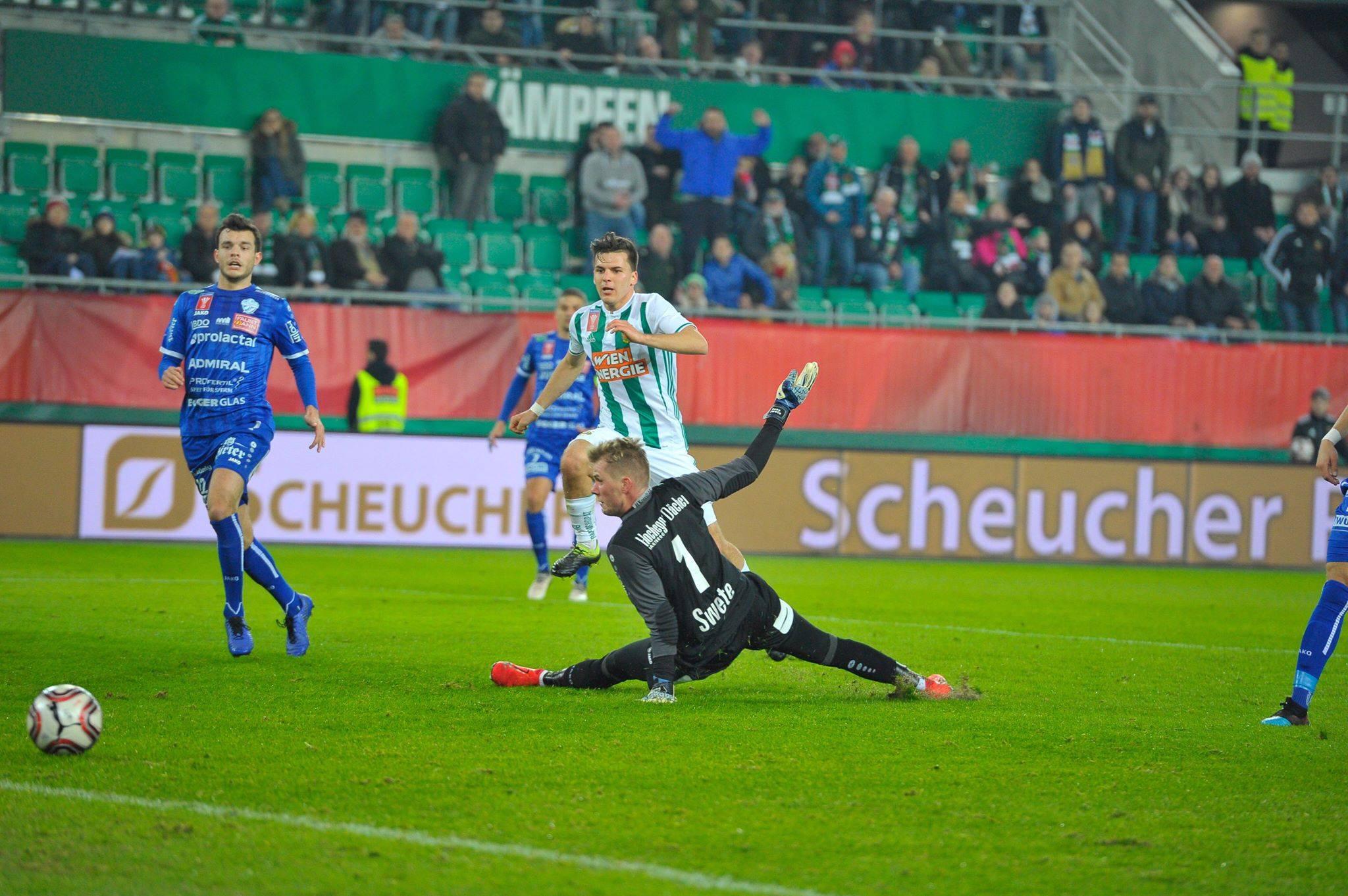 Rapid Wien, TSV Hartberg, #SCRHTB, #SCRTSV