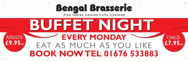 Bengal Brasserie's photo on Every Monday