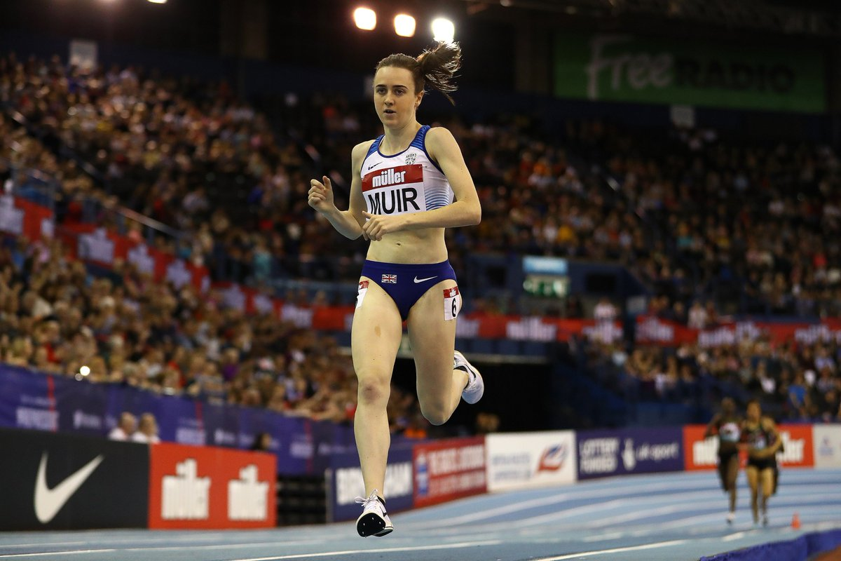 🇬🇧 BRITISH ATHLETICS NAME RECORD TEAM FOR EUROPEAN INDOOR CHAMPIONSHIPS  🙌 British Athletics have today named the team that will #REPRESENT at @Glasgow2019   📰 http://bit.ly/2GTz6Hp
