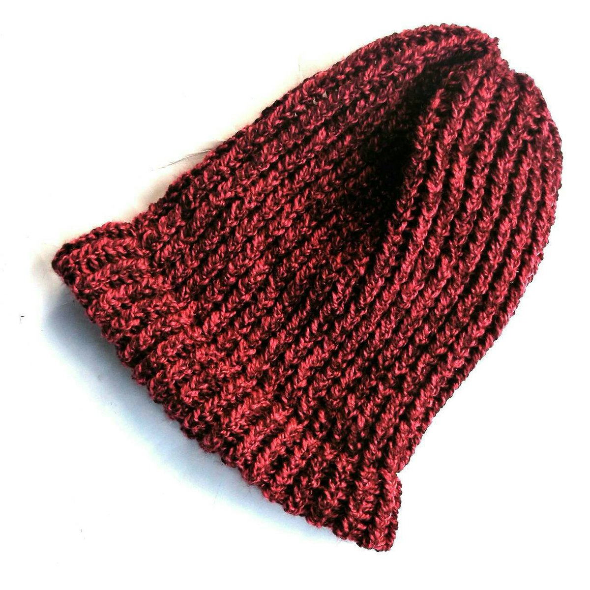 7a0d63d0 ... soft vegan beanie, fits adults and teens, dreadlock beanie hat, winter  slouch hat, knitted hat handmade https://etsy.me/2R5s7wJ #Shopping  #Winterbeanies ...