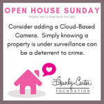 Be safe at your open house today! #realtor #safety #realtorsafety #openhouse