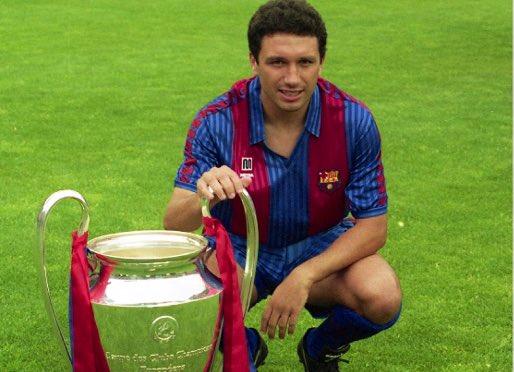 Eusebio #unodinoi  #FCBarcelona