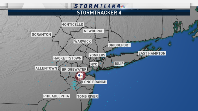 Your Sunday morning look at StormTracker 4. Have a great day! #weekend #NBC4NY