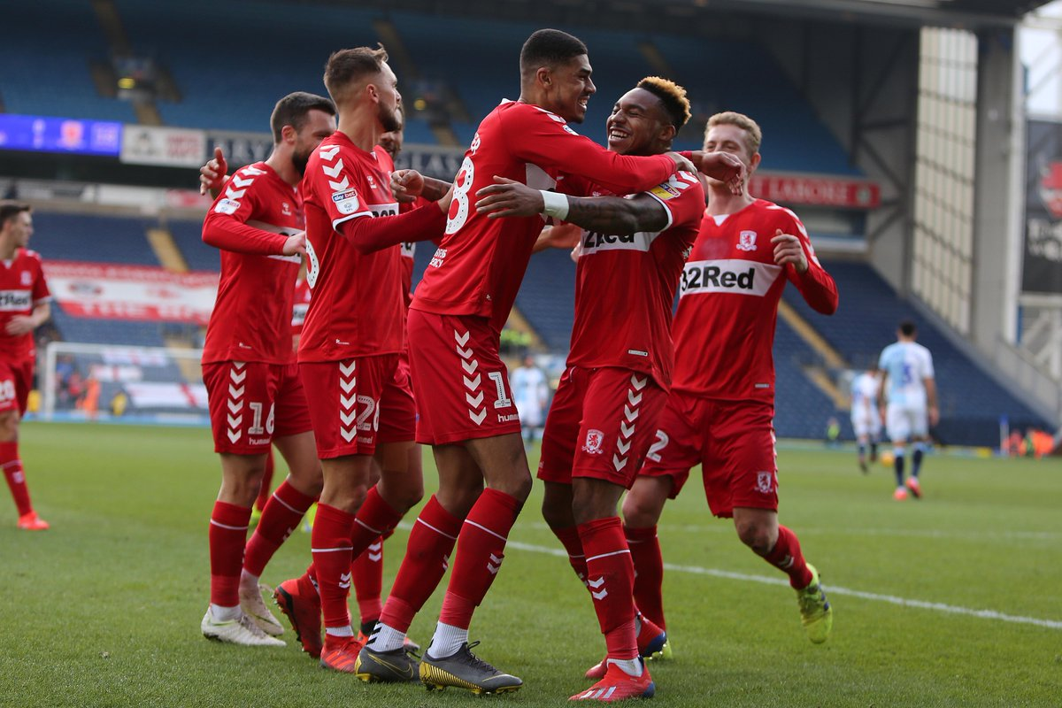 Blackburn Rovers 0 Middlesbrough 1: Assombalonga strengthens Boro's play-off credentials