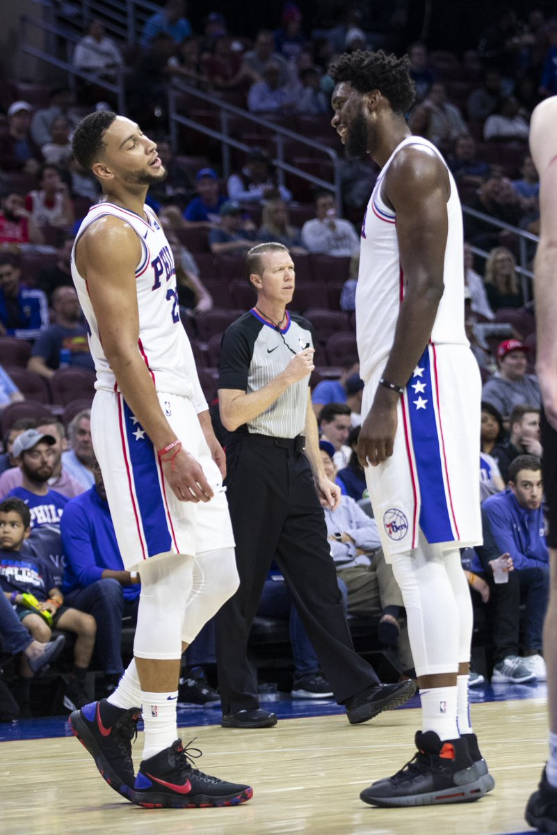 ICYMI: #NBA column: Making the conference finals would show progress by #Sixers, but would you deem season a success? http://bit.ly/2X3dJJ6