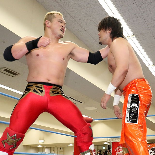 "AJPW: ""Jr. Battle of Glory 2019"" Días 8 y 9 Koji Iwamoto, imparable 6"