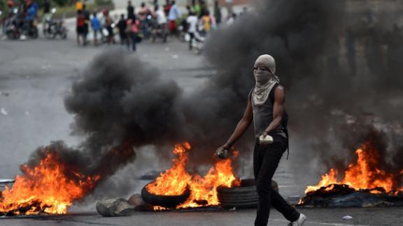 Missionaries and nurses trapped in Haiti as protests sweep country https://t.co/r54WJDOwSx