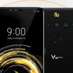 Image for the Tweet beginning: Sprint's LG V50 ThinQ reminds