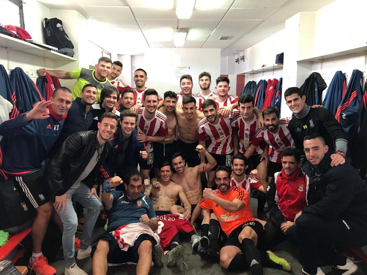 FINAL |  JORNADA 23:  #UDPuçol 1-0 Club Almenara At.  ⚽️ Borja Gimeno  #UDPuçol #JuntsHemTornat #Jornada23