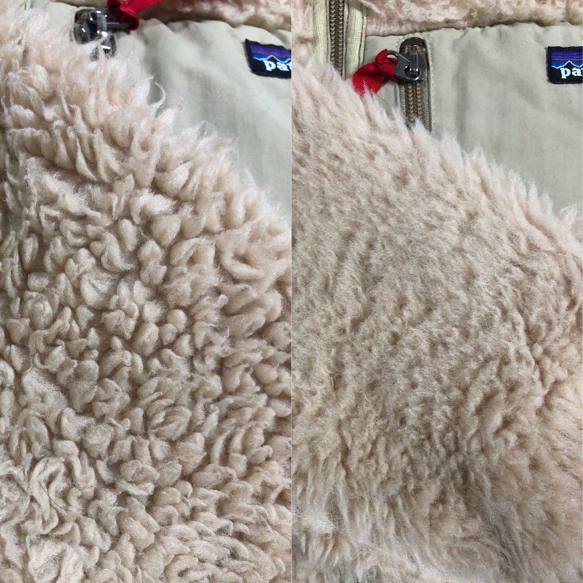 test ツイッターメディア - 20年愛用してるジャケットが蘇った✨ #patagonia  #パタゴニアレトロx  #DAISO  #毛だま取りブラシ #108円 https://t.co/jD7J9a52gB