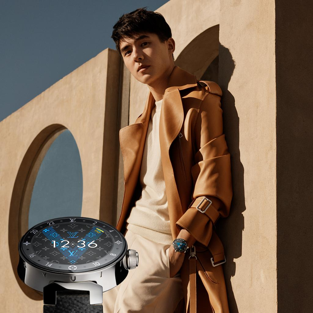 The journey never ends. The new #LouisVuitton Tambour Horizon Campaign celebrates the #LVConnected Watch Collection's recently expanded features and designs. Learn more via at  https://t.co/ICgCwEPMr0