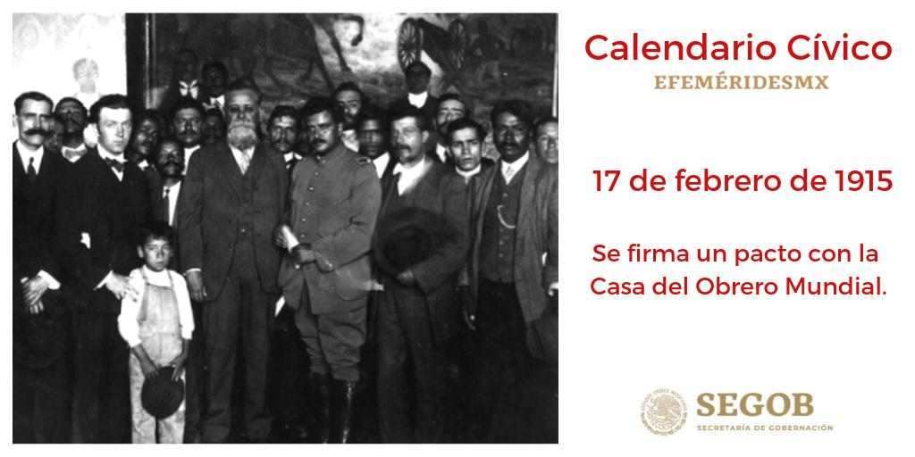 Calendario 1915.Calendario Civico On Twitter 1915 Venustiano Carranza