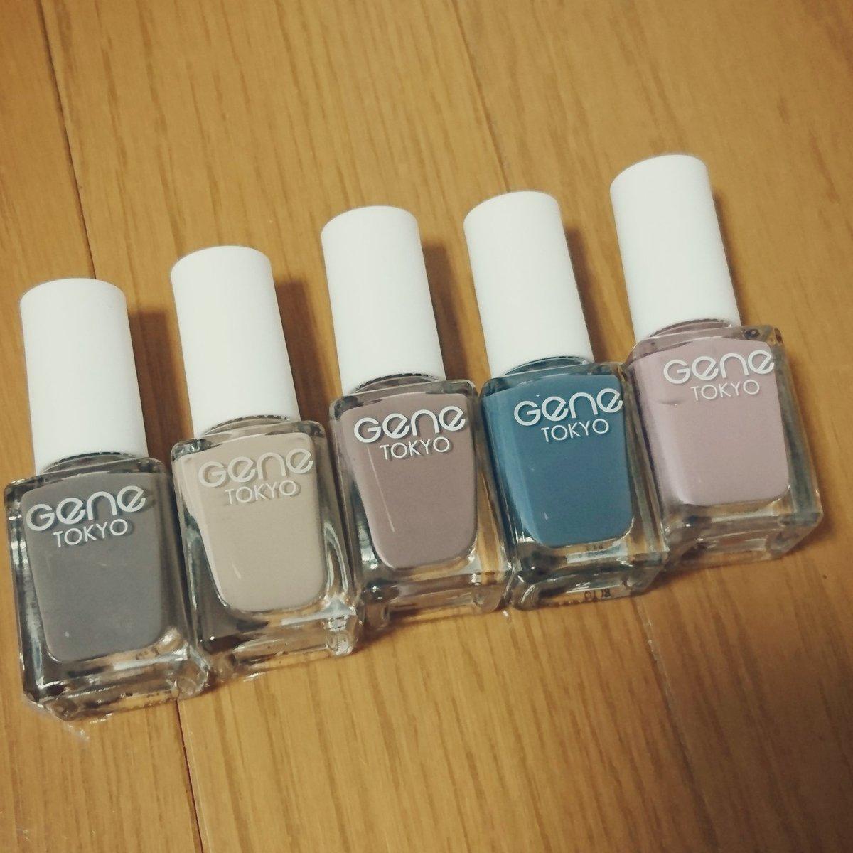 test ツイッターメディア - マニキュアが好き◎ ダイソーのこちら、わたしの中ではとてもとてもよい色!と思いました◎(塗り方下手くそなんで拡大して見ないでね♡笑) くすみ系5色買ったので、気分で楽しみたいと思いまーす♡ #ダイソー #ネイル https://t.co/t1aexDbso9