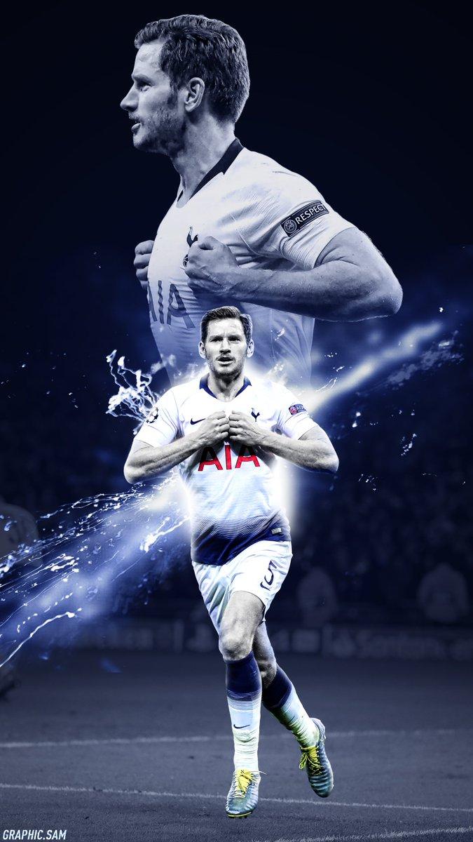 Graphicsam On Twitter Jan Vertonghen Phone Wallpaper Retweets Greatly Appreciated Spurs Coys Tottenham