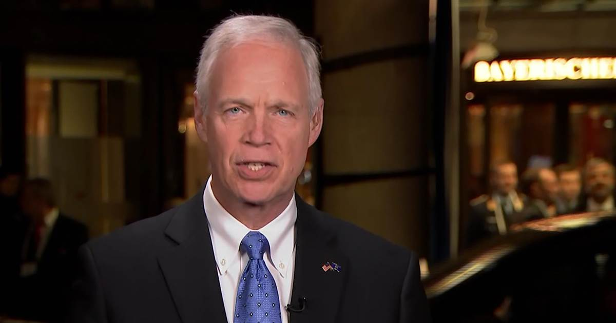 WATCH: Past Congresses gave White House 'way too much power,' @SenRonJohnson says on #MTP   https://t.co/BLBioG08qg