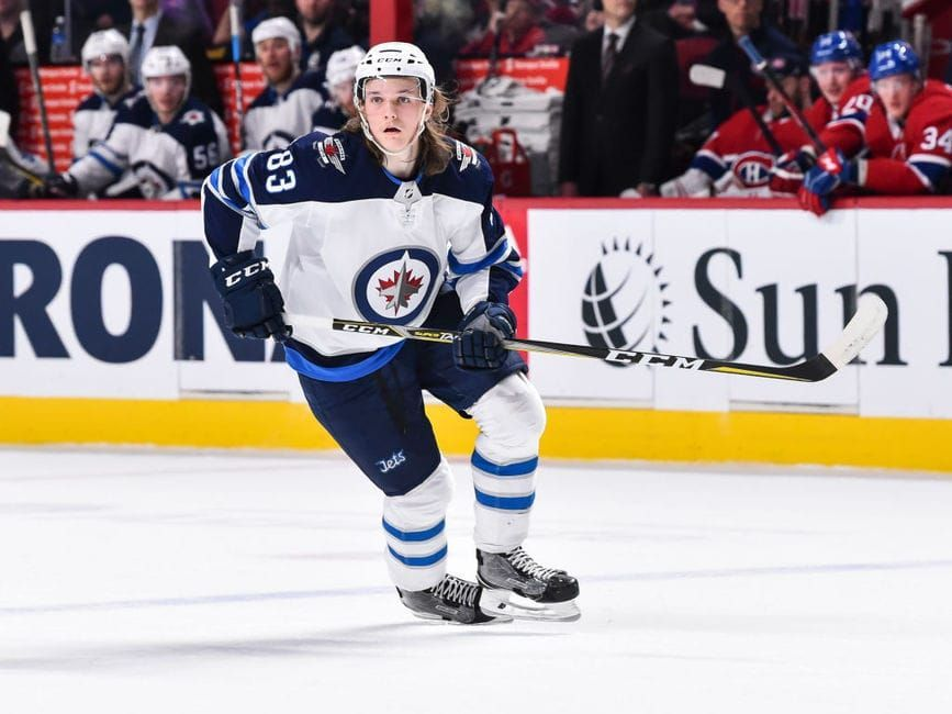 My latest for @TheHockeyWriter. If the Winnipeg Jets deal for a rental player at this season's trade deadline, Sami Niku is one chip they shouldn't bargain with.