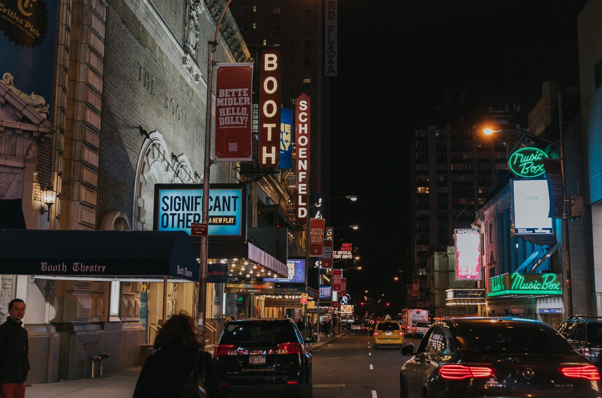 This #BlackHistoryMonth, we take look at black Broadway trailblazers and the history of black performers in #TimesSquare: http://bit.ly/2EcipCO.