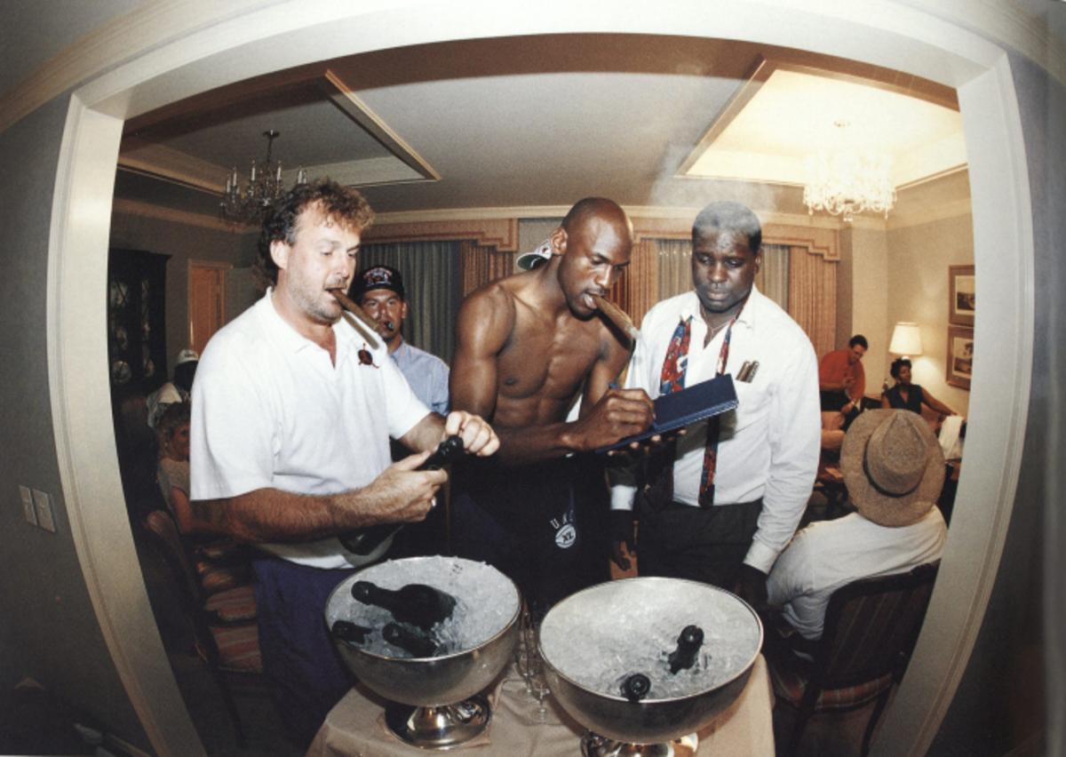 Happy 56th birthday to Michael Jordan.