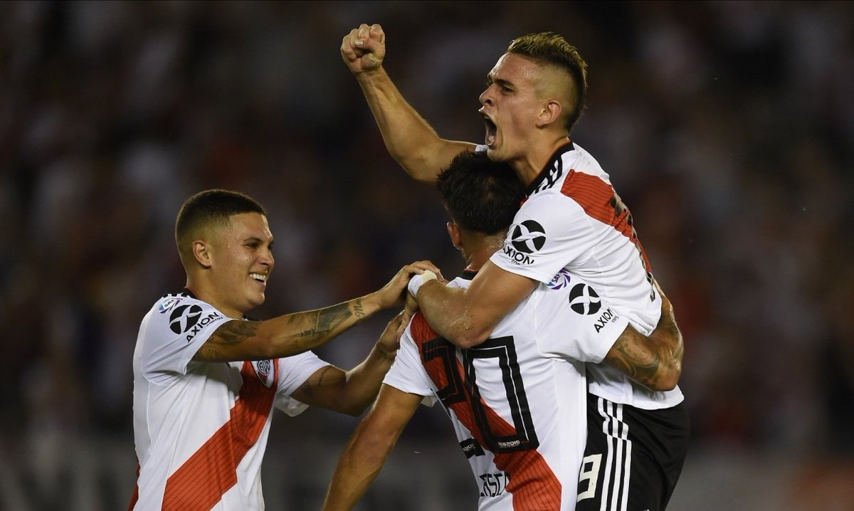 River Plate's photo on Banfield