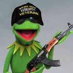 Image for the Tweet beginning: 🔫🐸