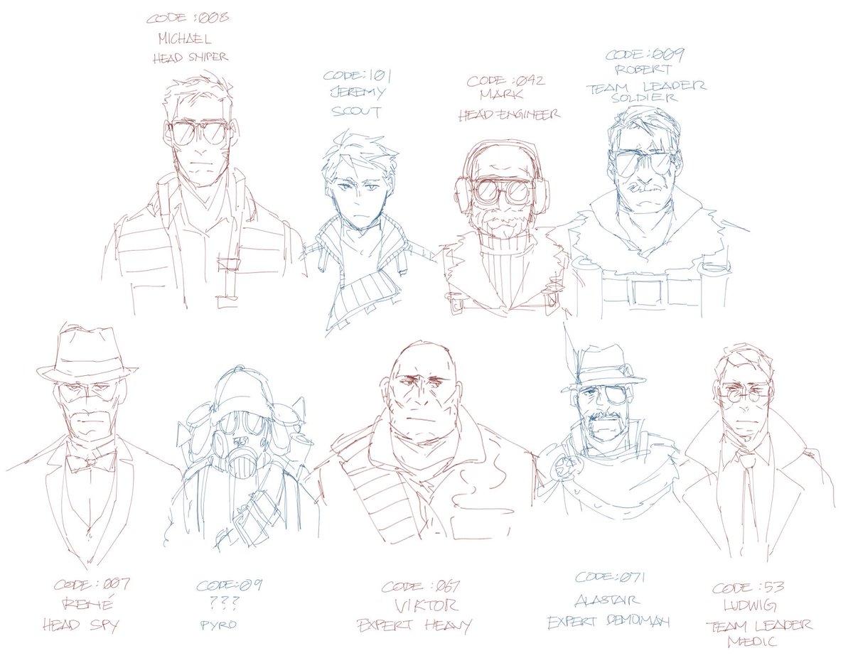 decide to complete the mercenaries oc list <br>http://pic.twitter.com/zjSemxfV20