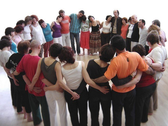 Stage de #Biodanza: Éliminer le stress en douceur https://t.co/686iMlslVN...