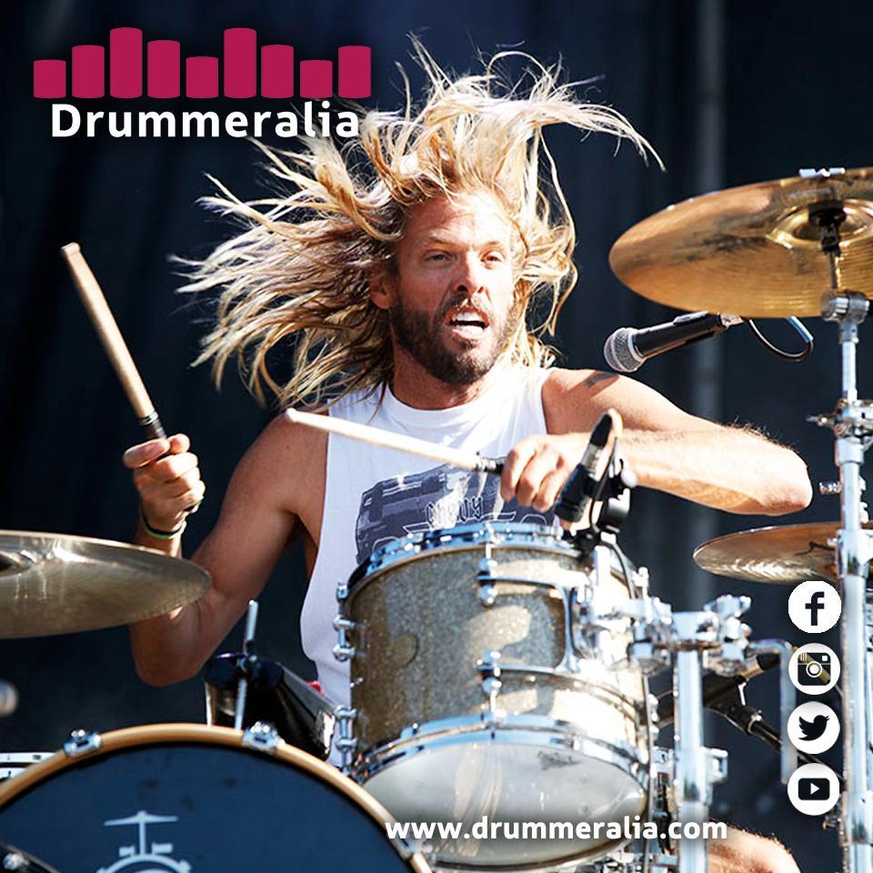 ¡#FelizCumpleaños!, #HappyBirthday! #47VueltasAlSol #TaylorHawkins #FooFighters #Drummer #47LapsAroundTheSun