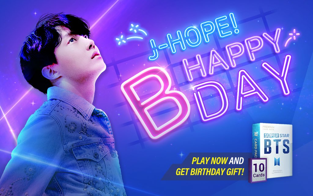 SuperStar BTS's photo on #MY_HOPE_JHOPE