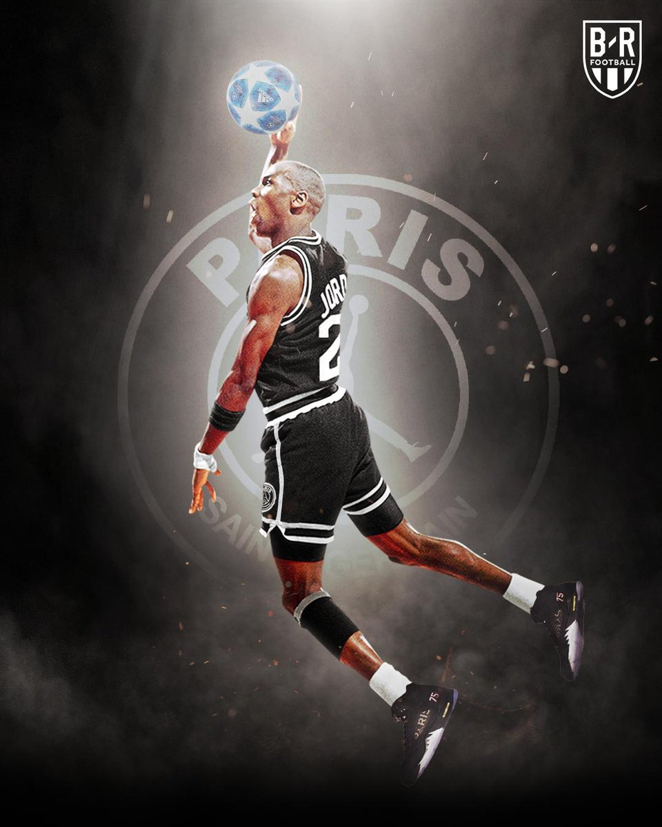 Conquered basketball, making waves in football—happy birthday Michael Jordan ™️