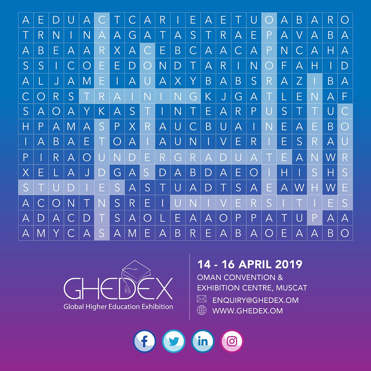 GHEDEX Oman on Twitter: