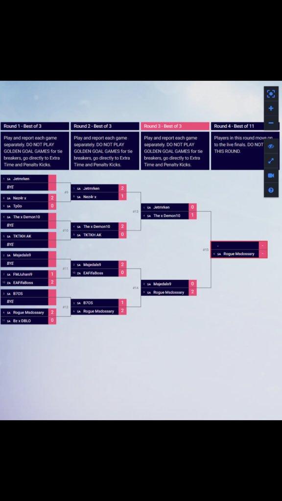 الحمدالله تأهلت Fut Champions Cup 6 المقام في لندن في ابريل و بكذا اكون تأهلت لكل البطولات الكبرى💚💚🙏🏻🙏🏻